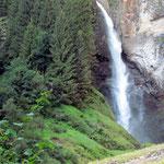 Cascata a Valle 954 m