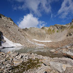 Lago del Coro 2602 m