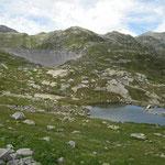 Diga del Lago di Lucendro