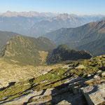 Verso l'Alp di Rescignaga
