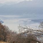 Lago Maggiore dai Monti del Laghetto