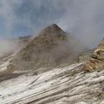 Ghiacciaio del Tambo 3096 m e Pizzo Tambo