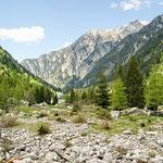 Alp di Lumegn e Lagh de Cama