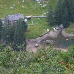 Alp del Lago dal sentiero