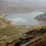 Lago di Monte Spluga 1900 m