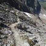 Sentiero per San Giacomo