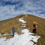 Deviamo per l'Alpe di Bietri