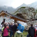 """Cascina """"Rifugio"""" Alp di Agnon 1905 m"""