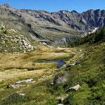 Vicino all'Alpe a 2095 m