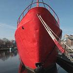 """Feuerschiff """"Texel"""", Den Helder"""