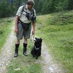 8 Monate alt bei Eurasiertreffen in Osttirol