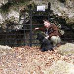 Dreidärrischenhöhle am Anninger