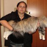 Fabricia2 Jahre und 10 Monate alt