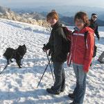 am Dachstein-Gletscher