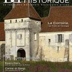 La Corroierie : tour carrée et pont-levis