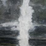 Breakout 220x150 cm Oil/Canvas 2010