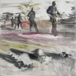 Way 50x50 cm Oil/Canvas 2009