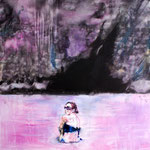 Lila 220x165cm Oil/Canvas 2011