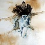 Fur 150x160 cm Oil/Canvas 2012