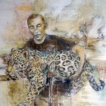 Leo2 140x120 cm Oil/Canvas 2012