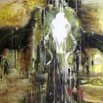 Dragon  140x200  cm Oil/Canvas 2012