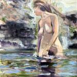 rocky_2019_60x50cm_oil on canvas