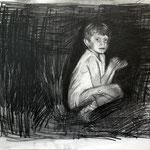 Zoo 42x29,7 cm Graphite/Paper 2012