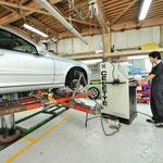 英貴自動車 近松工場