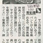 2013年6月30日 朝日新聞