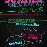 18.07.15 // 90s Specials // Chris Sunset // BC23 // Sarabakari vs. Punchogrande