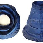 Защитный чехол-гофра из синтетической ткани от пыли