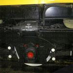 Брезентовые чехлы для локомотива
