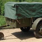 Брезентовый чехол на спецтехнику (для военных)