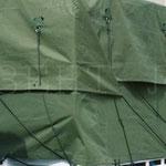 Брезентовый чехол на спецтехнику (кузов)