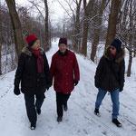 2012 Dezember Wanderung