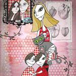 Ma petite famille illustrée