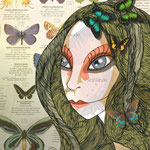 La collectionnneuse de papillons / 2013