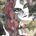 """""""Le savon savant"""" Projet d'illustration pour Verry Patrice et son livre """"Miss Endorphine et autres comptines"""""""