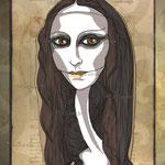 La fille Mona Lisa /2013