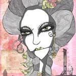 Marie Antoinette alias La fille qui avait encore sa tête