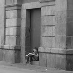 Reading girl - Barcelona
