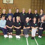 Damengymnastik im Jahre 2012