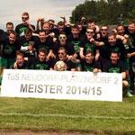 2. Herren 31.05.2015 Meister