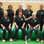 Damengymnastik im Jahre 2013