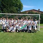 2. Herren - Saison 2013/2014 NFV Pokalsieger 2014