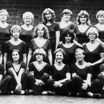 1982 Gymnastikgruppe
