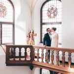 Hochzeitsfotografie Schloss Tremsbüttel