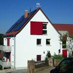 Umbau und Sanierung eines MFH in Bannewitz-Welschhufe (2009/2010)