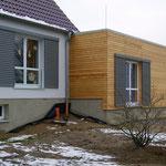 Umbau und Modernisierung eines Einfamilienhauses in Hohnstein, Rathewalde (2011)