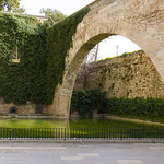 Wehrgraben am Schloss